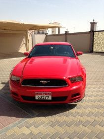 2014 Mustang 5.0 V8 Available for Sale in Abu Dhabi