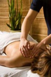Relaxing Body massage at your place for FM