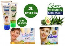 Goree Whitening Products Set of 3