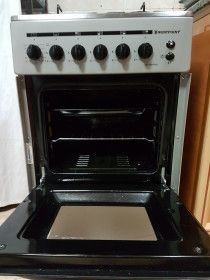 AED 500 for Westpoint 4 burner gas cooker and oven