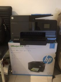HP Officejet Pro 8610 color printer,copier and scanner