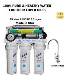 we have all type of water filters and RO system