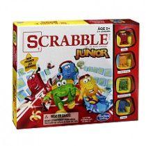 SCRABBLE JUNIOR - French edition