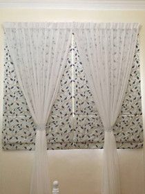 Curtain and blind 0553371902