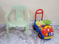 Baby Car & Chair