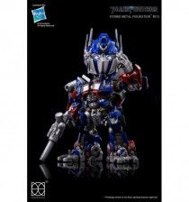 Hero Cross Hybrid Metal Transformers 3 Optimus Prime Limited Edition Figure