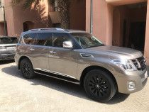 2015 Nissan Patrol LE Platinum City in Abu Dhabi - Excellent condition