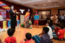 Clown & Magician Available in Dubai for Kids Bithday Parties