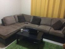 Avian corner sofa