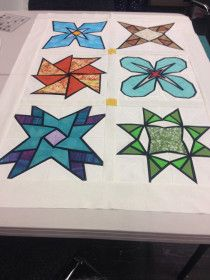 basic patchwork and quilting classes for teens & ladies in the mornings