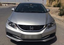 Honda civic 2014, mid option, single owner use and no accident, good condition