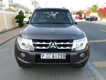 Ramadan offer, take mitsubishi pajero 2012, full option wothout any cash out.