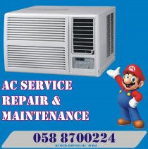 Air Conditioner ( AC ) Installation Repair & Service Available at low price