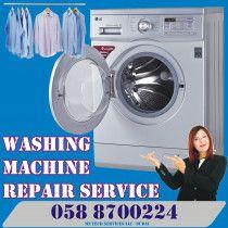 Washing Machine Repairing, Maintenance Service & Installation