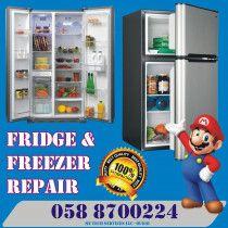 Refrigerator & Freezer Repair, Maintenance & Installation Services