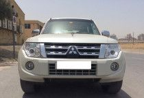 Mitsubishi pajero 2014, full option with full service history, no accident