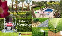 Garden Services in Dubai 0526277568