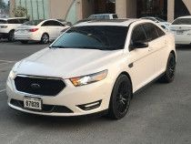 Ford Taurus SHO - Twin-Turbo EcoBoost 3.5 liter V6 (2013)