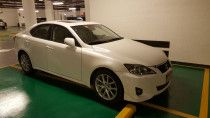 LEXUS IS 30 2012 10500km 45000 AED