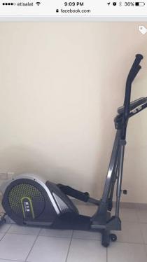 Electrical elliptical