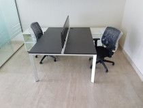 Almost Brand new office furniture for sale.