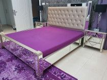 Luxury Bed with 2 drawer