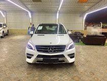 Mercedes ML 400 sports