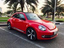 Volkswagen BEETLE SE 2016 2.0L TURBO only 6,700 kms
