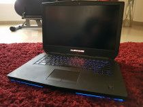 Alienware 15 with FREE Razer goliath and 512Gb ssd