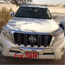 Toyota Prado VXR 4.0 full option in excellent conditions