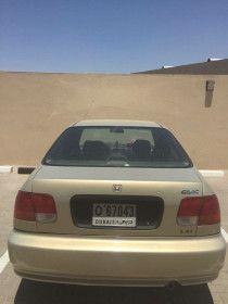 Honda covic 2000