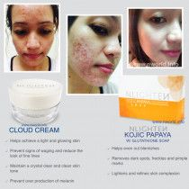 KOJIC SOAP AND CLOUD CREAM