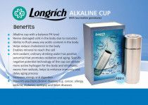 PI CUP - Convert your water to a healthy drinking Alkaline Water