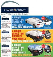 SILVERCOAT-SUN PROTECTION CAR COVERS