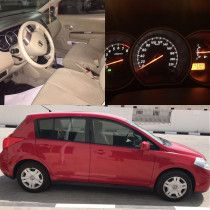LOW Mileage Nissan Tida 1.8, 2011 ,63000Kms only