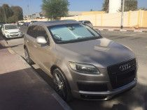 Audi Q7 - Quattro - 2008 - Sline 4.2 - Full Options - Immaculate Conditions
