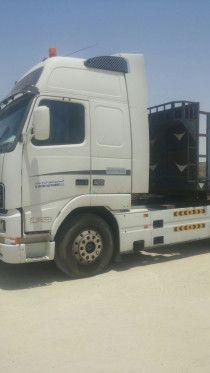 Truck Volvo 420 model 97