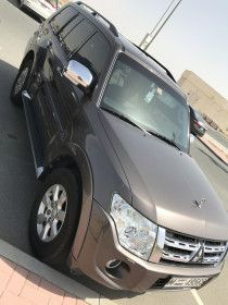 Mitsubishi Pajero 3.5 L|73000 km|Agency Maintained|Under Warranty