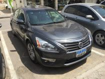 Nissan Altima 2013 Full Option SL Model Gray Color with very excellent condition