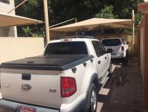 2008 Ford Explorer Sport Truck 4x4 Available for Sale in Abu Dhabi