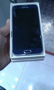 Samsung Galaxy S6 32gb blue gold
