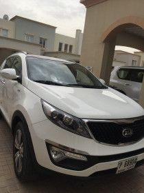Kia Sportage 2015 - Full option