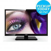 "ALBA 19"" TV / DVD"