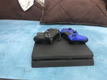 Brand new playstation 4 with 2 games