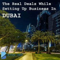Business setup in Dubai.