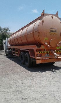 Mercedes1840 With Tanker For Sale