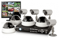 cctv camera installation, networking, pbx, access control, router,range expandar