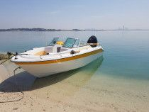 FR 21ft Yamaha Bow Rider in perfect condition...!