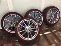 19 Inch VW Pretoria Wheels and Continental Sport Contact Tires