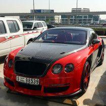 Bentley Mansory LeMansory